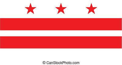 bandera, estado de washington, cc