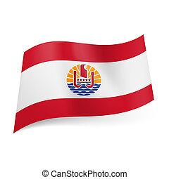 bandera, francuszczyzna polynesia