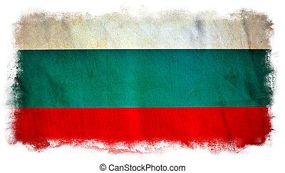 bandera, grunge, bulgaria