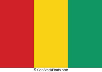 bandera, guinea