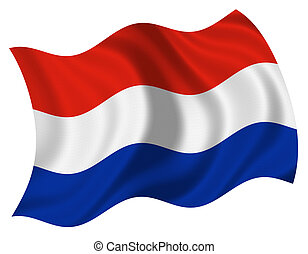bandera, holandia
