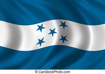 bandera, honduras