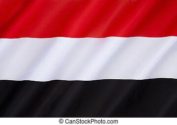 bandera, jemen