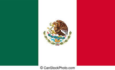 bandera, mexico.