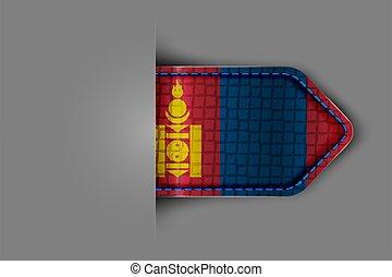 bandera, mongolia