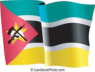 bandera, mozambique