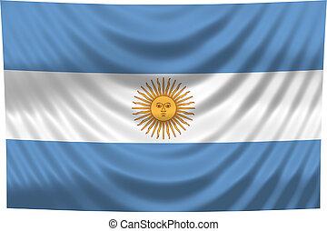 bandera nacional, argentina