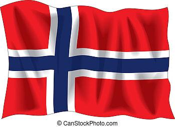 bandera, nerwegian
