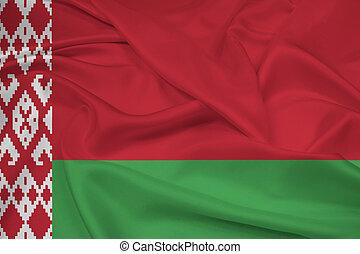 bandera ondeante, belarus