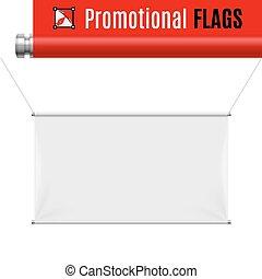 bandera, promocional