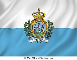 bandera, san marino
