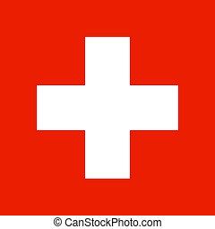 bandera, suizo