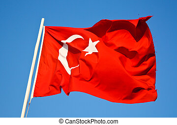 bandera turco