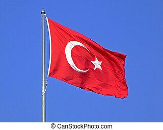 bandera, turco
