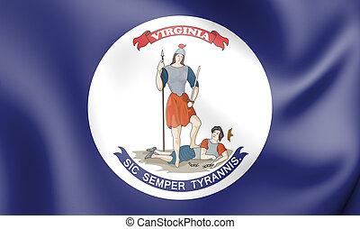 bandera, virginia_(1861)