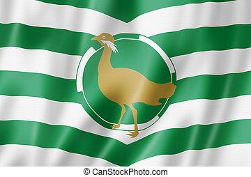 bandera, wiltshire, condado, reino unido