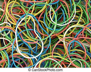 bandes élastiques