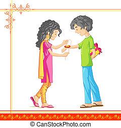 bandhan, raksha