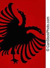 bandiera, albania