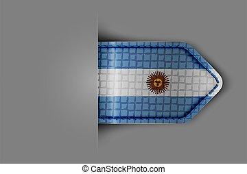 bandiera, argentina