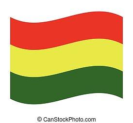 bandiera, bolivia