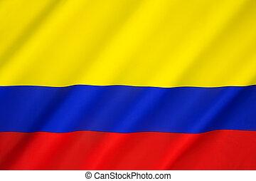 bandiera, colombia