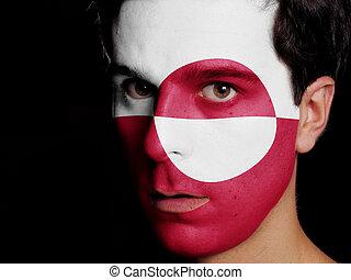 bandiera, groenlandia