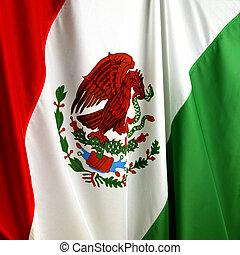 bandiera, messicano