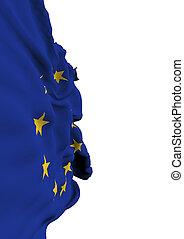 bandiera, parte, europe.