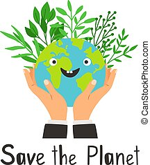 bandiera, pianeta, risparmiare
