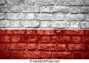 bandiera, polonia