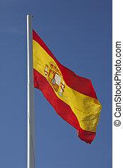 bandiera, spagna