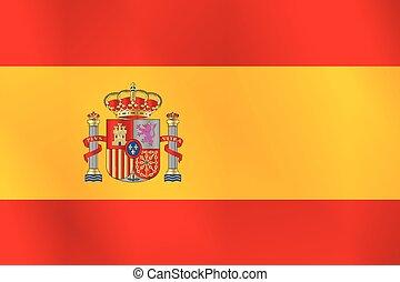 bandiera, spagnolo