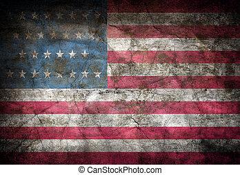 bandiera, stati uniti