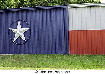 bandiera, texas