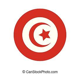 bandiera tunisia