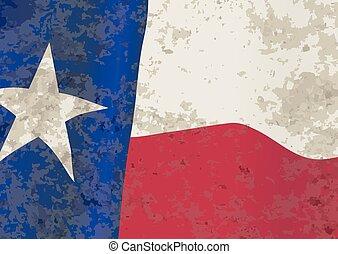 bandierina condizione, texas