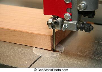 Bandsaw blade
