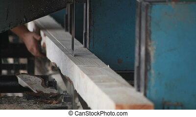 Bandsaw Sawmill