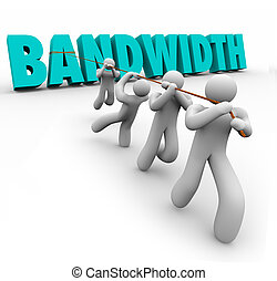 Bandwidth Word Pulled Team Resources Limited Ability Time - ...