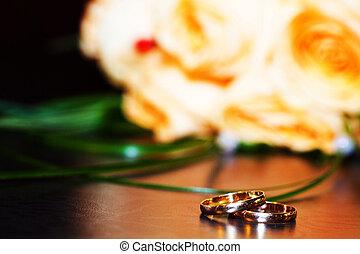bandy, ślub