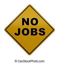 banen, nee
