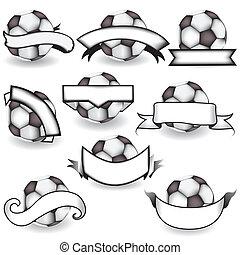 baner, fotboll kula