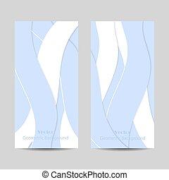 baner, sätta, vertikal