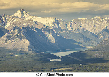 Banff National Park in Canada