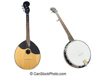 bangio, mandoline