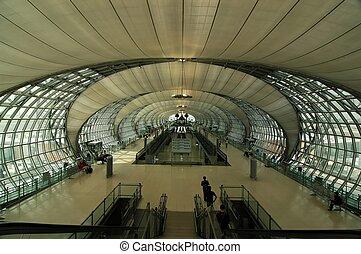 bangkok, aeropuerto