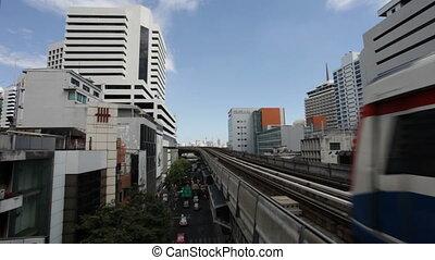 Bangkok BTS, Thailand