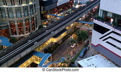 BANGKOK CITY - ASOKE BTS