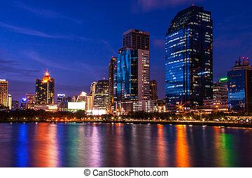 Bangkok city of angels